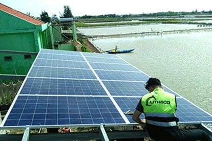 pin Năng lượng mặt trời hệ độc lập