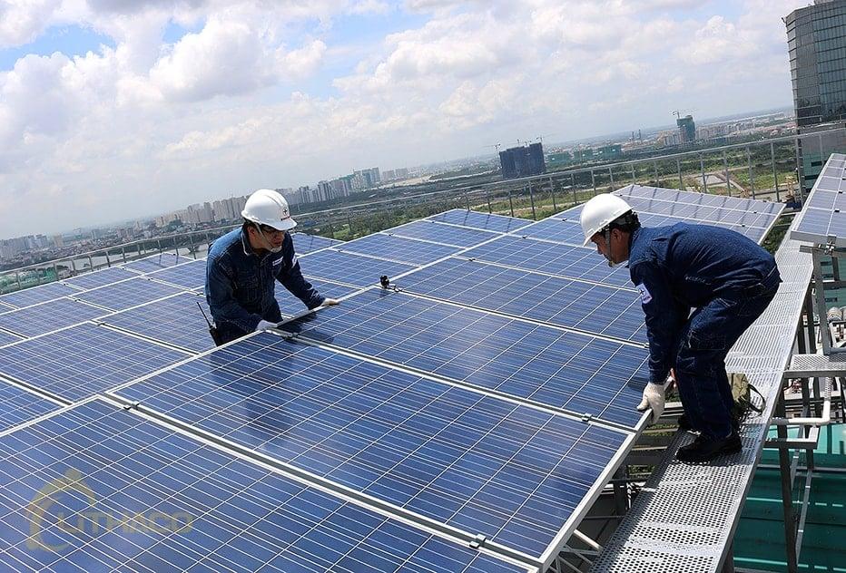 Giải pháp nào khi giá điện tăng cao?