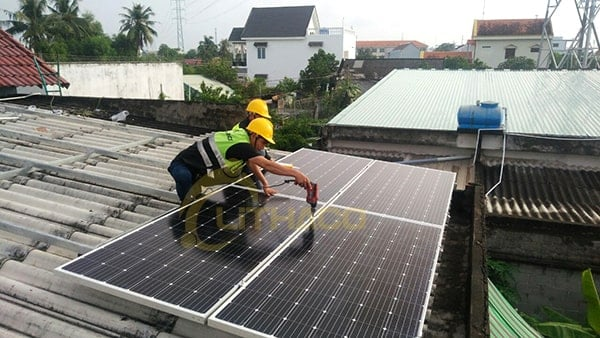 Điện mặt trời 5 kWp