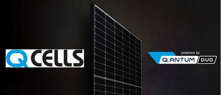 Pin năng lượng mặt trời QCells Q.PEAK DUO LG8 425