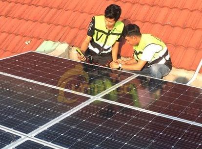 Văn bản 1532/EVN-KD ngày 27/03/2019 của Tập đoàn điện lực Việt Nam Hướng dẫn thực hiện đối với các dự án điện mặt trời trên mái nhà