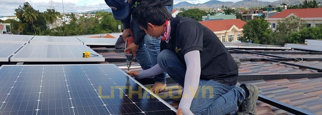 tìm hiểu hệ thống điện mặt trời cơ bản
