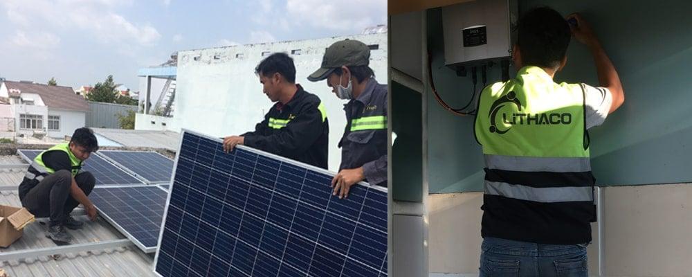 EVN mua điện mặt trời trên mái nhà 20 năm