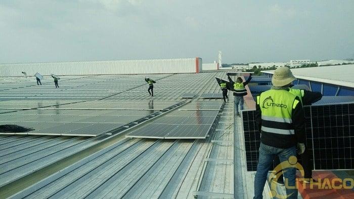 Hướng dẫn tính suất đầu tư và thời gian hoàn vốn cho hệ thống điện mặt trời 1MWp