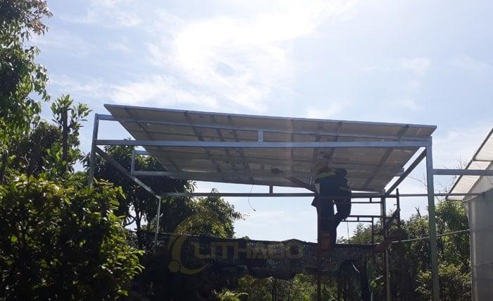 Một hệ thống năng lượng mặt trời 3kW có giá bao nhiêu và nó sản xuất bao nhiêu điện?