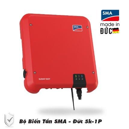 bộ hòa lưới SMA – Đức 5k -1P