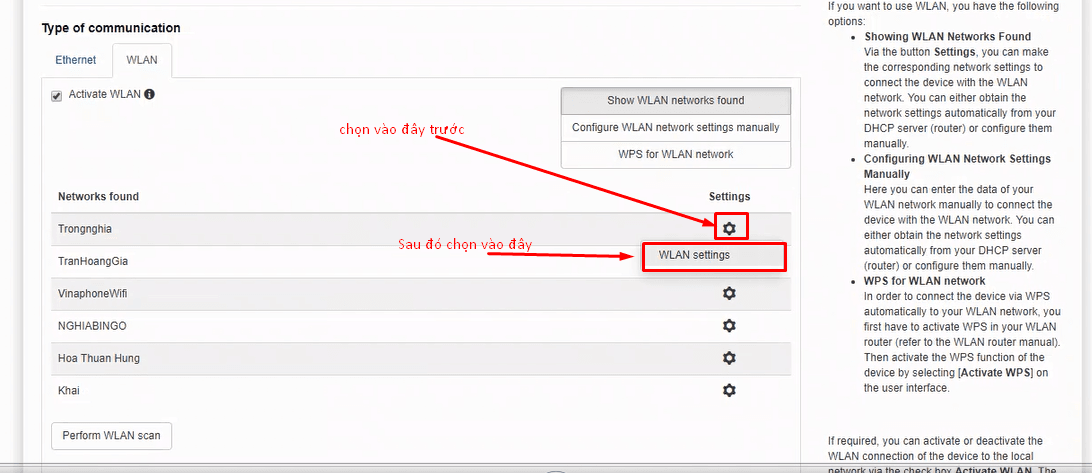 Hướng dẫn cài đặt Wifi SMA 3KW – 5KW _ Điện mặt trời Lithaco