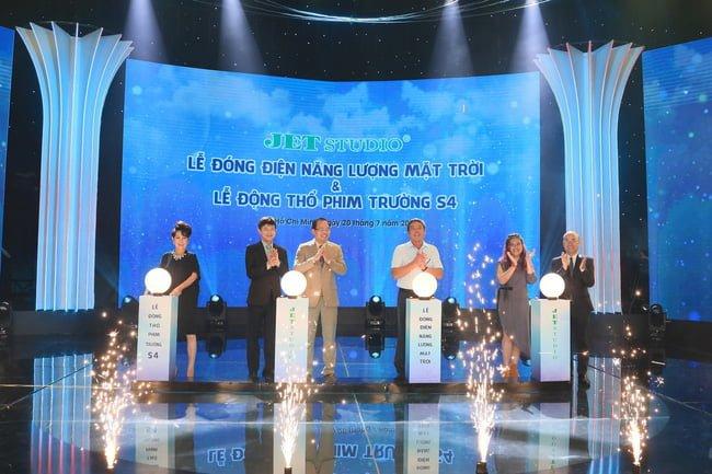 Phim trường đầu tiên tại Việt Nam sử dụng nguồn điện năng lượng mặt trời 1