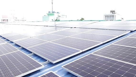 Hệ thống điện mặt trời 20KWp Khách sạn Dạ Lan