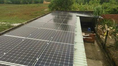 Thúc đẩy điện mặt trời áp mái: cả nước vào cuộc!