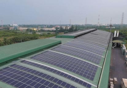 Singapore hợp tác với Lithaco làm điện mặt trời ở Việt Nam