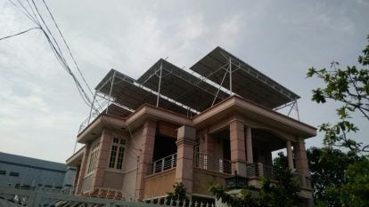 Giá mua 2,156 đồng dự báo điện mặt trời mái nhà sẽ bùng nổ.