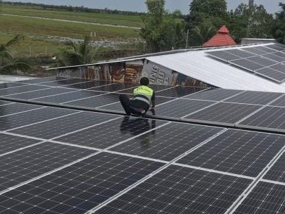 Lithaco và HDBank liên kết tài trợ đến 100% cho doanh nghiệp lắp điện mặt trời áp mái