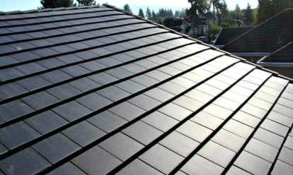 Ngói năng lượng mặt trời – Phát minh từ Tesla (Mỹ)