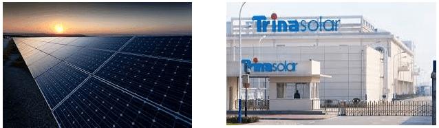 Trina Solar tấm pin cấp 1 của Bloomberg