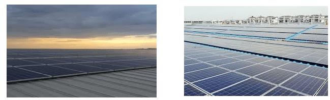 Trina Solar năng lượng thông minh cấp 1 của Bloomberg