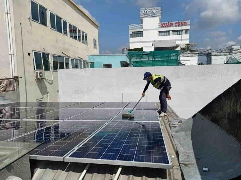 Giải pháp điện mặt trời cho Doanh nghiệp FDI