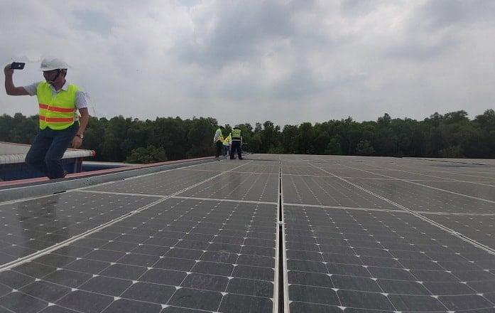 Giải pháp điện mặt trời cho Doanh nghiệp FDI 1