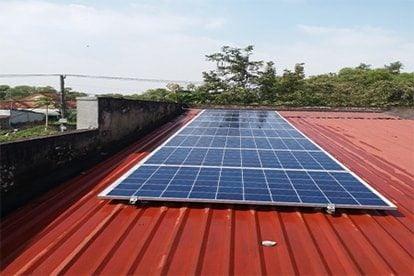 GS Martin Green nói về lĩnh vực sản xuất pin mặt trời theo công nghệ Metal Wrap Through (MWT)