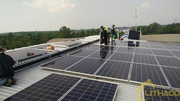 SERVICE INSTALLATION, SOLAR SETTINGS