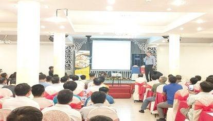 Lithaco và SMA phối hợp tổ chức hướng dẫn thiết kế bằng phần mềm SMA