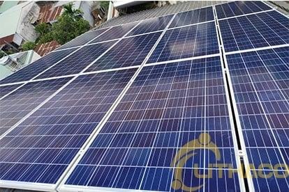 Lắp đặt hệ thống điện năng lượng mặt trời nối lưới
