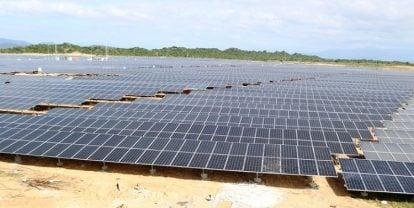 Cung cấp nhân công cho các dự án điện mặt trời