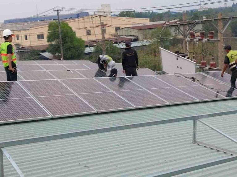 Khẩn trương ban hành chính sách cho điện mặt trời áp mái