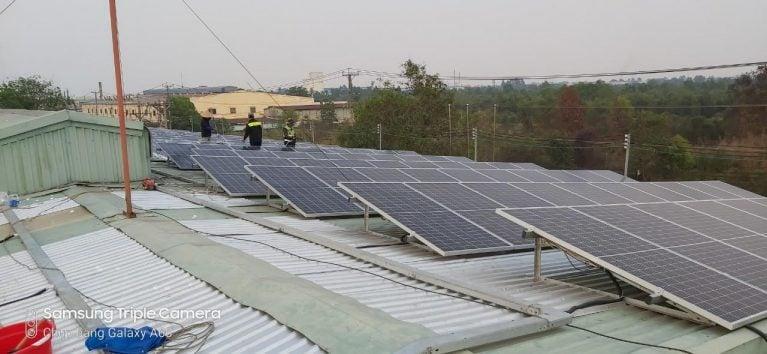 Trình lần cuối cơ chế mới cho điện mặt trời
