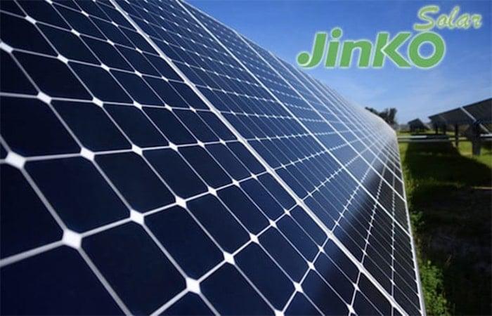 Jinko Solar ra mắt mô-đun toàn màu đen mới 1
