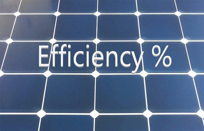 Các Tấm pin mặt trời hiệu suất cao nhất cao nhất năm 2020 1