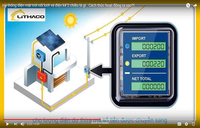 Tìm hiểu điện mặt trời mái nhà được thanh toán như thế nào ?