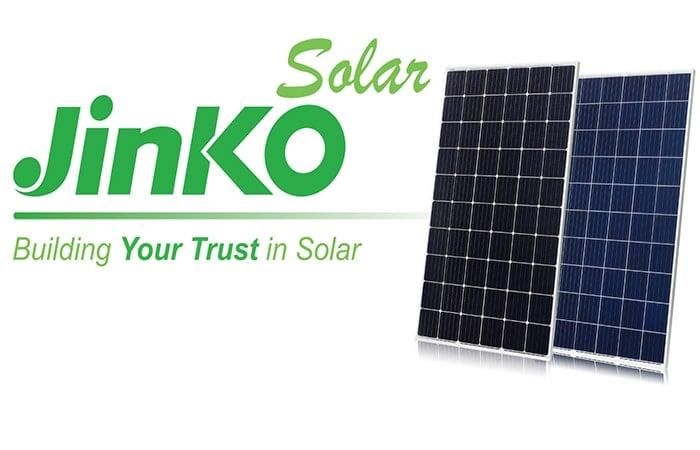 Jinko Solar ra mắt mô-đun toàn màu đen mới