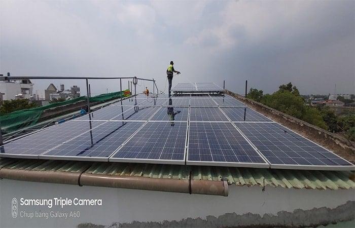 Năng lượng mặt trời GIẢI THÍCH: Tất cả về năng lượng mặt trời 1