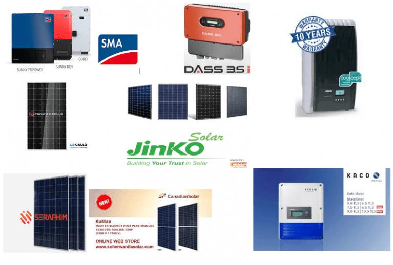 Điện mặt trời trả góp không lãi suất