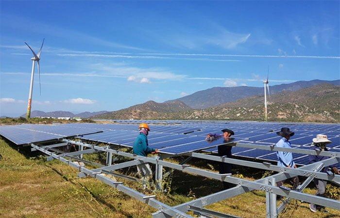 Chính phủ chốt giá mua điện mặt trời trên mái nhà 1.943 đồng/kWh 1