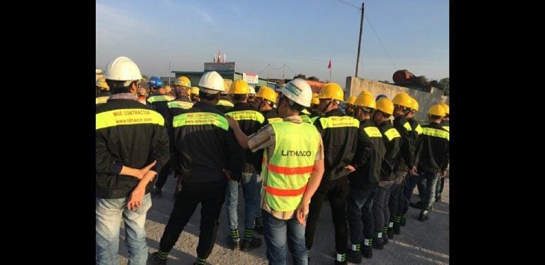 Tại sao các nhà thầu phụ Việt Nam luôn luôn ở thế yếu so với các nhà thầu Hàn Quốc.