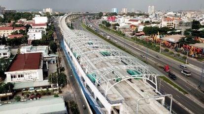 V/v: Thông tin về sai phạm của công ty GS E&C (HCMC MRT Line 1 CP2)