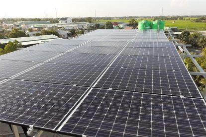 Thông tư hướng dẫn về mua bán điện mặt trời sắp được ban hành