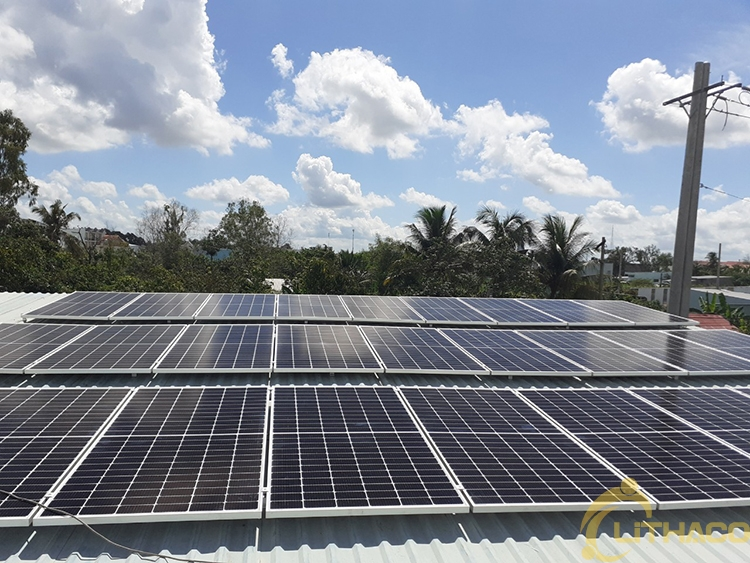 Gỡ vướng cho điện mặt trời 1
