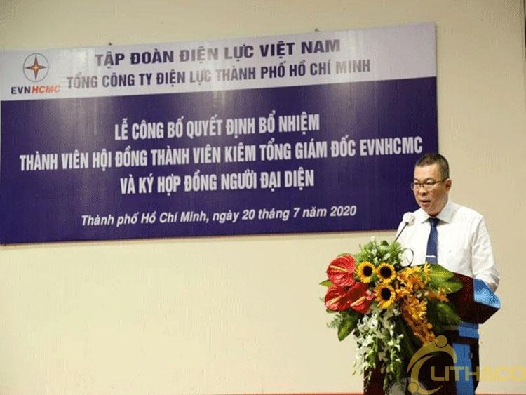 Chính thức bổ nhiệm Tổng Giám đốc Tổng Công ty Điện lực TP.HCM