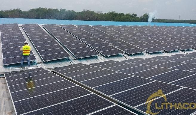 Điện mặt trời trả góp