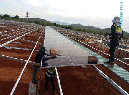Tập đoàn điện lực Việt Nam chỉ đạo các tổng cty tạo mọi điều kiện để phát triển Điện mặt trời mái nhà