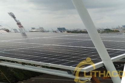 Tên Dự án: Lắp đặt hệ thống điện năng lượng mặt trời nối lưới công suất 3.2 kWp - 1P _QCELLS khách hàng Huỳnh Tân, Quận 6