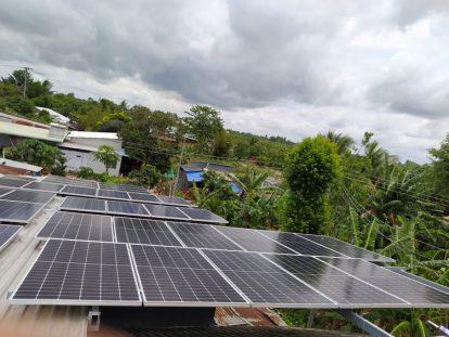 EVN kiến nghị có cơ chế hỗ trợ hộ gia đình đầu tư điện mặt trời áp mái