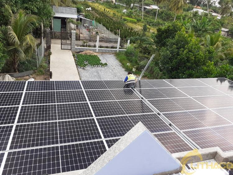 """EVN """"cầu cứu"""": Bất cập khi bán điện mặt trời! 1"""