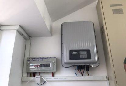 Điện mặt trời nối lưới 5.18 kWp