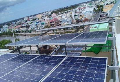 Điện mặt trời nối lưới 8.7 kWp