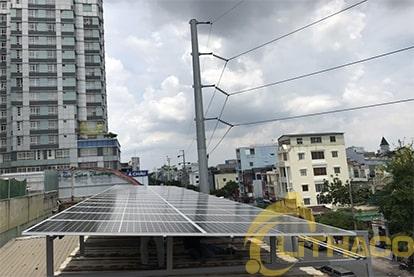 Điện mặt trời nối lưới 17.8 kWp