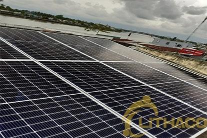 Điện mặt trời nối lưới 3.5 kWp